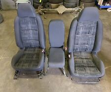 Ford falcon ba ute seats 3 seater