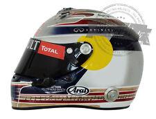 Sebastian Vettel 2013 Austin GP Formula 1 F1 Replica Helmet Scale 1:1