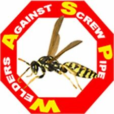 wasp-welders-against-scre w-pipe-sticker, Cp-1