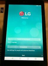 LG G Pad 7.0 LTE 16GB, Wi-Fi + 4G (Verizon), 7in - Black