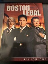 Boston Legal - Season One DVD Used