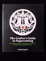 The Crafter's Guide to Papercutting by Emily Hogarth - SALE NEW IMPERFECT COPY