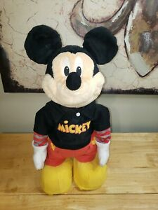 """Disney Fisher Price 17"""" Dance Star Mickey Mouse Animated Interactive Sings 2009"""