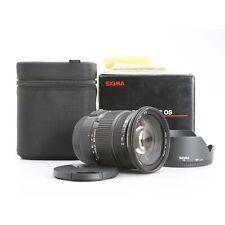 Canon Sigma EX 2,8/17-50 DC IF HSM OS + NEU (230319)