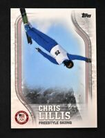 2018 Topps US Winter Olympics Base #US-45 Chris Lillis