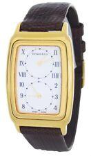 Tiffany & Co Unisex Rectangle White Dial Swiss Quartz Watch
