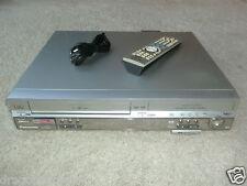 Panasonic DMR-EH80V HDD- /DVD- / VHS-Recorder, 200GB, inkl. FB, 2J.Garantie