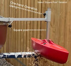 Best On Kayaks - Canoe Stabilizer. Helps Prevent Tipping. Streamlined. Clamps on Review