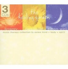 The Healing Garden - 3CD Music Therapy For Mind Body & Spirit