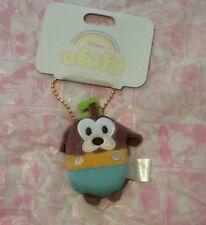Authentic Disney Store Japan Goofy Ufufy Keychain Plush