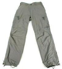 Patagonia Alpha Grey Medium Regular Soft Shell Level 5 Combat Pants L5 PCU