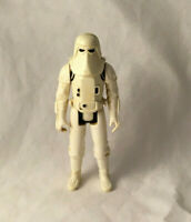 Vintage Star Wars Snowtrooper Action Figure - Kenner 1980 COO Hong Kong