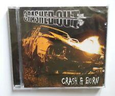 CRASHED OUT - Crash & Burn CD / sealed NEW I Hate People Records / Oi! Punkrock