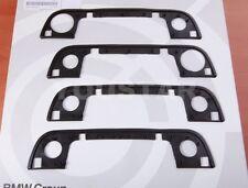 US STOCK x4 Door Handle Gasket Rubber Seals for BMW 3 5 7 Series E36 E34 E32