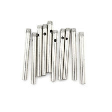 10Pcs 5mm Diamond Coated Core Drill Bits Hole Saw Glass Tile Marble CeramicSC