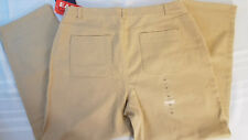 Crazy Horse Womens Jeans Size 16 Short Stretch Straight Leg Easy Care Comfort