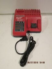 MILWAUKEE-48-59-1812 M12&M18 Multi-Voltage Charger, FREE PR-SHIP NEW BULK-PACK!!