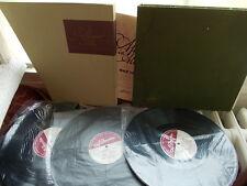 MOZART: Ascanio in Alba > Cillario / Box 3 LPs Charlin SLC 8-9-10 stereo VG+