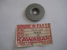 KAWASAKI S3/KH/S2/S1/F11/KE/KM/KD/G5/G4/G31M/G3/MC1 CHANGE DRUM PIN PLATE NOS!