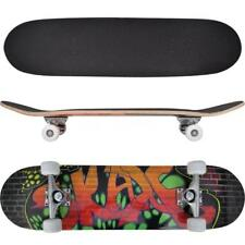 Complete Longboard Wheels Skateboard 79 cm 9 Ply Maply Cruiser Deck Sector W9G0