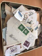 Dose West Berlin Briefmarken