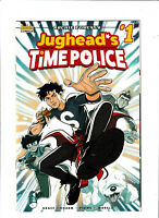 Jughead's Time Police #1 NM- 9.2 Archie Comics Betty Veronica Riverdale