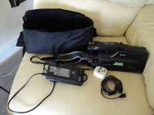 Vintage Sharp  VL-C690H Video Camera with Charger & Bag Not Working