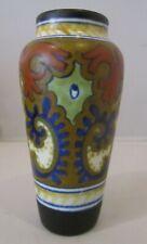 """Gouda PZH 'Rhodian' Pattern Vase 5.5"""""""