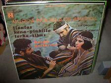 LOS CALCHAKIS & ALFREDO DE ROBERTIS musica idigena de america ( world music )