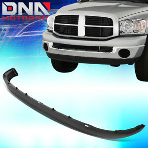 FOR 2002-2009 RAM TRUCK 1500 FRONT BUMPER LOWER VALANCE APRON AIR DAMS DEFLECTOR