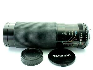 Tamron SP 60-300mm 3.8-5.4 Telephoto Camera Lens BBAR MC 23A Pentax K 400538