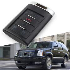 1x Smart Keyless Remote Key shell Case Fob for Cadillac Escalade ESV EXT 2007-14