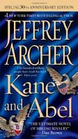 Complete Set Series - Lot of 3 Kane and Abel books by Jeffrey Archer Prodigal
