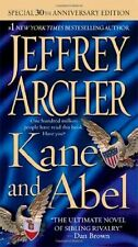 Complete Set Series Lot of 5 Jeffrey Archer HARDCOVER 3 Kane and Abel + 2 Bonus