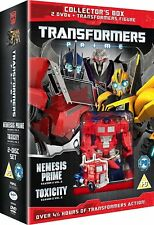 Transformers - Prime: Season Two -Collectors Edition-2 DVDs and Toy (DVD)