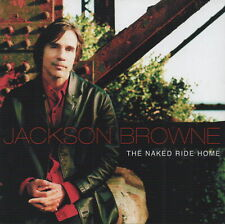JACKSON BROWNE - The naked ride home - CD album