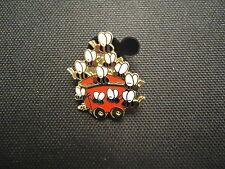 Disney Cast Lanyard Series Honey Bees On A Train Pooh & Friends Pin