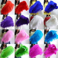 "Wholesale, 10-100pcs ""thick Stem"" Male Ostrich Feathers 16-32 Inches / 40-80 Cm"
