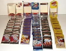 Lot of 52 Inu Yasha Trading Card Boosters Kijin Jaki Kassen Yokai Tetsu Saga MIP