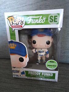 Freddy Funko Baseball Convention Exclusive 3000PC SE Funko Pop NEW Soft Stack