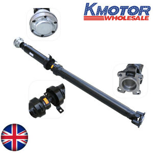 1310mm LR037027 LAND ROVER DISCOVERY 3&4 COMPLETE REAR PROPSHAFT&CENTRE BEARING