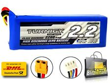 TOP Turnigy 2200mAh 3S 25C-35C 3S Lipo Akku 11,1V Blade T-rex 450 usw. 20-40 M92