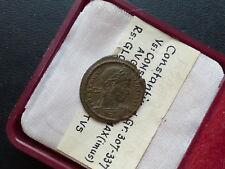 Follis Constantin der Große, Münze um 320 n.Chr.