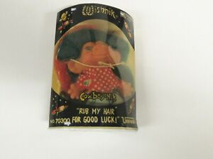 Vintage Uneeda Wishnik Cowboy Nik Troll Doll