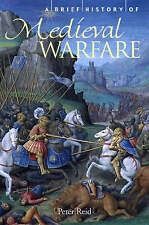 A Brief History of Medieval Warfare, 184529534X, New Book