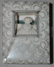 Margaret Furlong 1988 porcelain ornament: angel with heart.