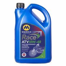 Morris Lubricants Race ATV 10W-40 4Litres Quad Engine Oil