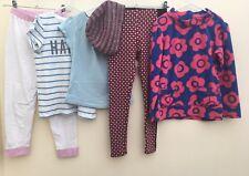 Girls Bundle Of Clothing Age 6-7 White Stuff Next M&S <D521