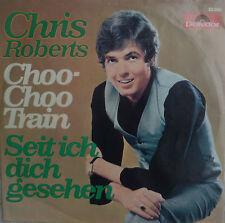 "7"" 1968 MEGA RARE VG+++ ! CHRIS ROBERTS Choo Choo Train"