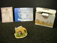 Lilliput Lane Puddlebrook Collectors Club Symbol Of Mem. 1991/92 Nib & Coa #538